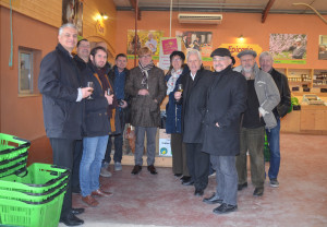 Magasin de producteurs à Loriol-sur-Drôme
